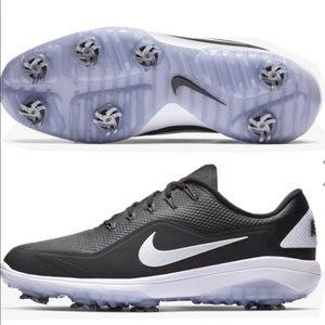 Nike React Vapor 2 Men's Golf Shoes Black White W